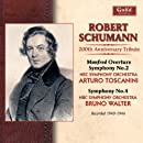 Schumann Symphonies - 200th Anniversary Tribute