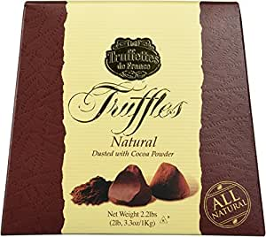 Amazon Com Chocmod Truffettes De France Natural Truffles