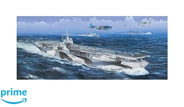 Amazon com: Trumpeter 1/350 USS Ranger CV4 Aircraft Carrier