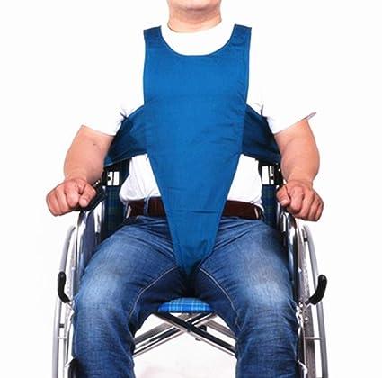 Correa De Cinturón De Seguridad para Silla De Ruedas para Pacientes De Edad Avanzada - Protección