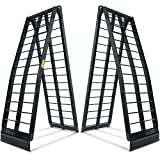 Titan Ramps 10 ft HD Aluminum UTV Wide Loading Ramps Ranger Rhino Gator ATV
