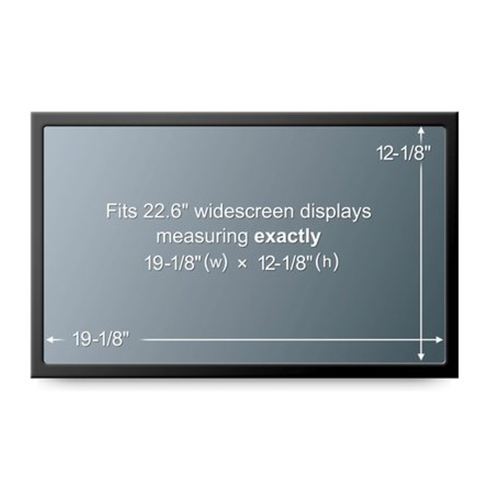 3M Privacy Filter PF322W Widescreen (16:10) by 3M (Image #3)
