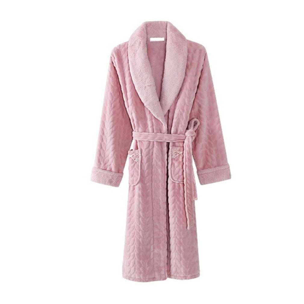 MOXIN Ladies Dressing Gown Terry Towelling Flannel Bathrobes 100% Cotton  Robe  Amazon.co.uk  Clothing 8c401eed2