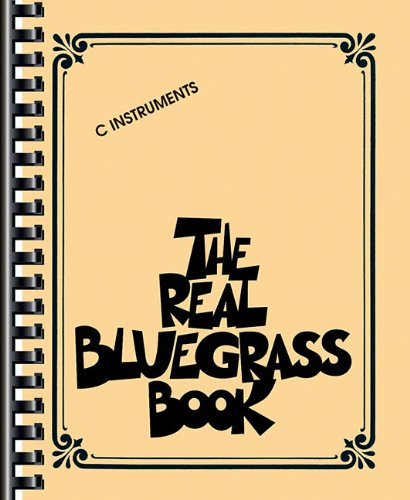 The Real Bluegrass Book: C ()