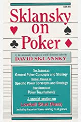 Sklansky on Poker Paperback
