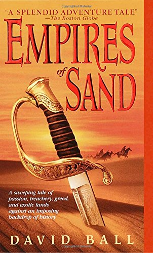 book cover of Empires of Sand