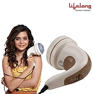 Lifelong LL27 Electric Handheld Massager – Best full body massager machine in India review 2021
