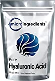 Premium Pure Hyaluronic Acid Powder for Making Anti-Aging Serum, Internal Hydration & Joint Health Support , 30 grams