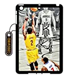 CASEYIMEI Hot Selling - Cleveland Cavaliers Basketball Star Kyrie Irving Black Plastic Cell Phone Cases Cover for iPad Mini (2) case iPad Mini case