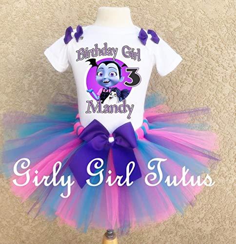 Where to find vampirina birthday outfit?