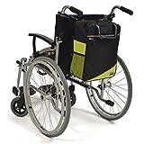 Simplantex Wheelyscoot Bag - Universal Wheelchair/Mobility Scooter Bag - Green