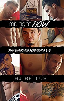 Mr. Right Now: Made To Sin, Volumes 1-5 by [Bellus, HJ]