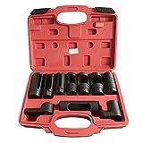 SUNROAD 10PCS Auto Oxygen Sensor Wrench Socket