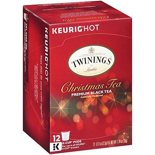 Twinings Christmas Tea Keurig K Cups 12 Count Buy