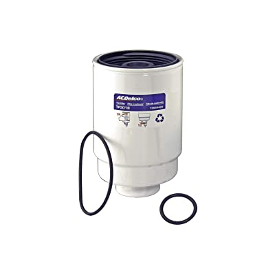 ACDelco TP3018 Professional Fuel Filter with Seals: Automotive