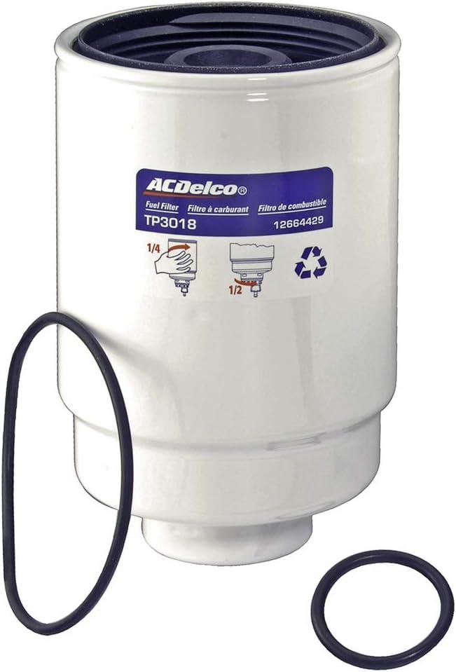 [DIAGRAM_1JK]  Amazon.com: ACDelco TP3018 Professional Fuel Filter with Seals: Automotive | 2007 Duramax Fuel Filter |  | Amazon.com