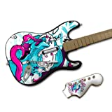 Zing Revolution MS-FYS20028 Rock Band Wireless Guitar- Four Year Strong- Shuttershades Skin