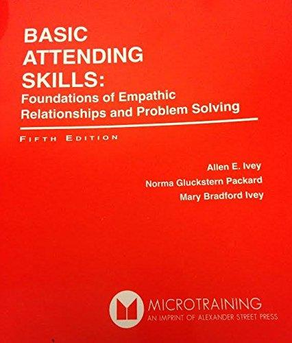 Basic Attending Skills