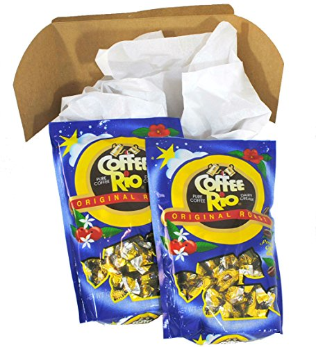 Adams & Brooks Coffee Rio Candies Ready to Give Gift Box - 2 Pack (Coffee Rio Original Roast Candy compare prices)