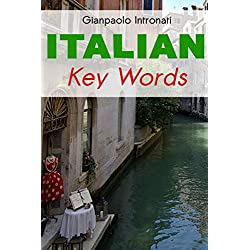 Italian Key Words (Oleander Language & Literature)