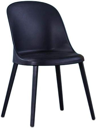 Sedia Da Cucina Plastica.Moderno Semplice Sedia Sgabello Nordico Sedie Da Pranzo Plastica