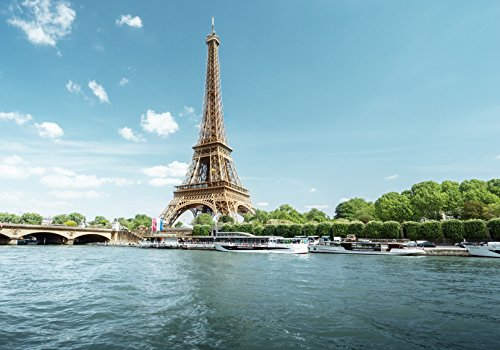 Romantic Cruise in Paris For Two - Tinggly Voucher / Gift Card in a Gift Box