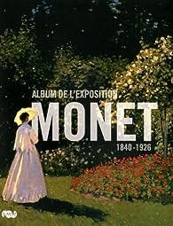Monet : Album de l'exposition par Sylvie Patin