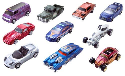 Hot Metal Car - 4