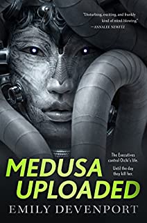 Book Cover: Medusa Uploaded: A Novel