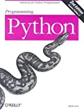 Programming Python, Second Edition with CD, Mark Lutz, 0596000855