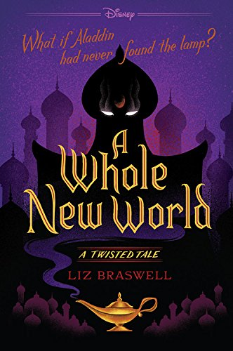 Image result for a whole new world by liz braswell