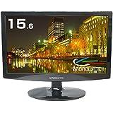 15.6INCH フルハイビジョン対応LCD モニター(HDMI,VGA) <薄型で省スペース>