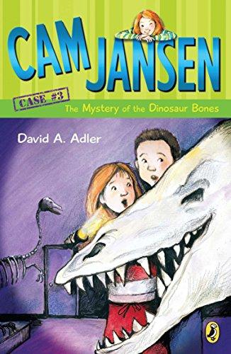 Books : Cam Jansen:  The Mystery of the Dinosaur Bones (Cam Jansen)