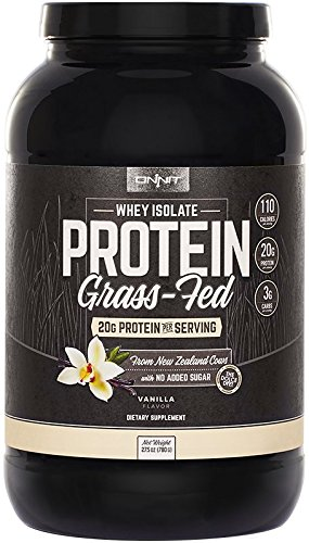 Onnit Grass Whey Isolate Protein
