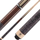McDermott Cues Stinger Jump Break Cue Rosewood with Wrap, Includes Case, 19oz
