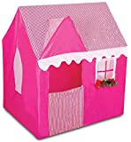 PLAYHOOD- Play Tents for Kids Upto 6 Years(Pink House)