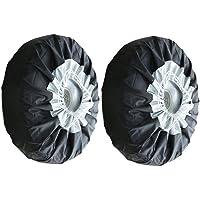 Cubierta para neumáticos, bolsas de almacenamiento a prueba