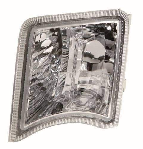 Trade Vehicle Parts TY8013 Indicator Light Lamp Situated In Front Bumper Passenger Side:
