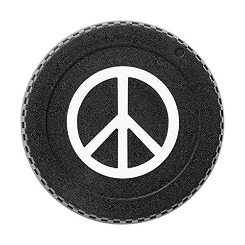 Black Rapid LensBling Peace Camera Body Cap Nikon