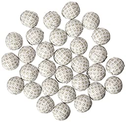 Golf Balls Premium Solid Milk Chocolate (1 Lb - 80 Pcs)