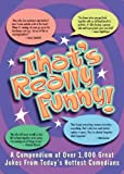 That's Really Funny, Cader Books Staff and Cader Books, 0740704699