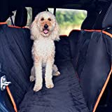 Fur Mafia Waterproof Washable Automotive Pet Seat Cover for Cars Trucks and SUVs with Non Slip Backing Review