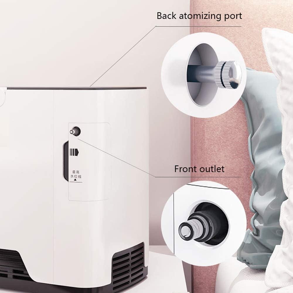 Chun Li máquina de oxígeno con la Barra de Inicio multifunción atomizado Control Remoto HD portátil de oxígeno Gran Pantalla, proporcionando 3 Funciones generador de oxígeno (Color : C): Amazon.es: Hogar