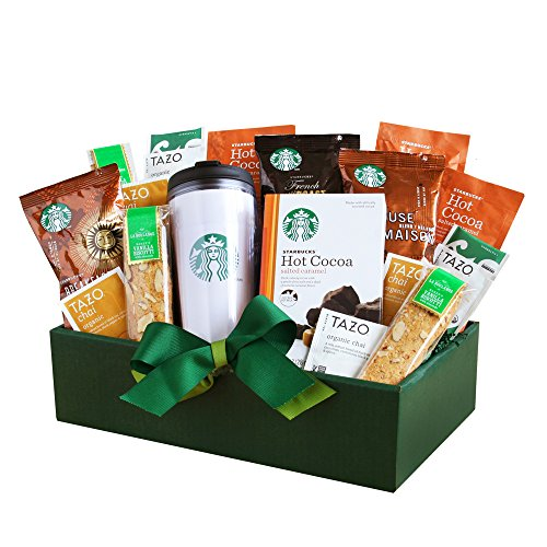 California Delicious The Starbucks Classic Gift