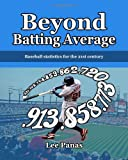 Beyond Batting Average, Lee Panas, 0557312248