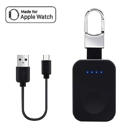 Amazon.com: Cargador magnético inalámbrico portátil, tamaño ...