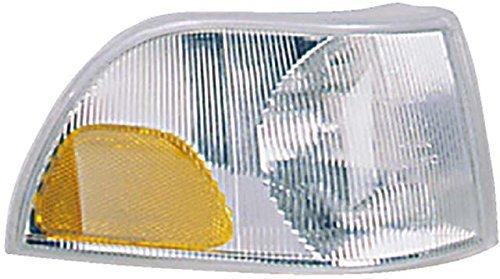 Dorman 1631317 Volvo V70 Front Passenger Side Parking / Turn Signal Light Assembly