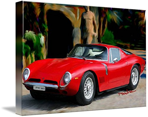 wall-art-print-entitled-1967-bizzarrini-5300-gtstrada-alloy-by-tom-sachse