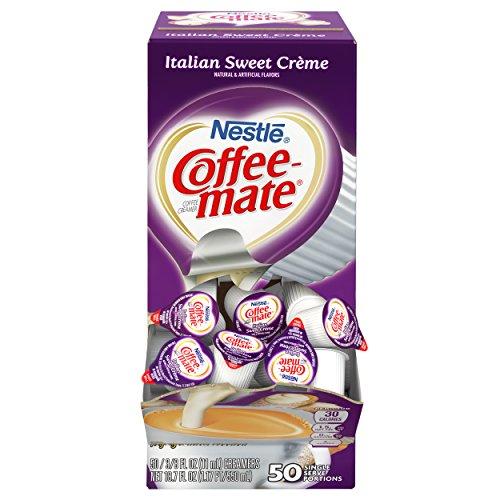 COFFEE MATE Creamer Italian 0 375oz creamer