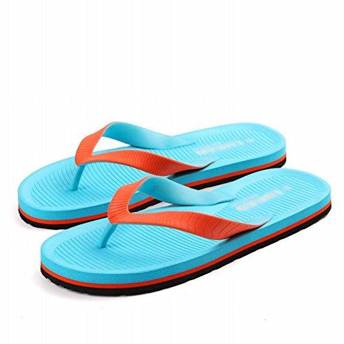 los y la los de la del la Verano Europa A Zapatos de de Chancletas Hombres Tendencia AN Antideslizantes Moda Playa Las Deslizadores de Flojos arrastran C6t11q